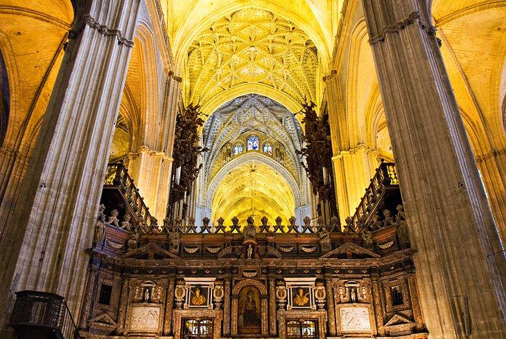 Catedral y Alcázar de Sevilla