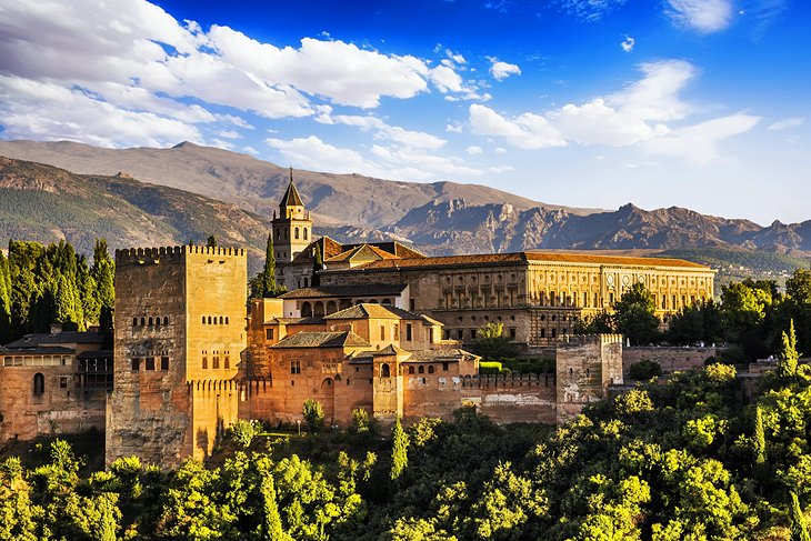Jardines de la Alhambra y el Generalife, Granada